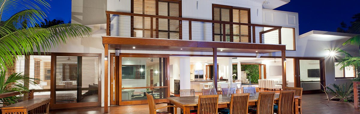 Residential construction & maintenance - deck
