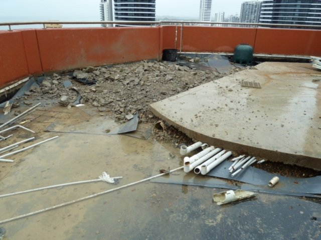 Broadbeach high-rise waterproofing